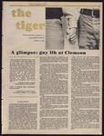 The Tiger Vol. LXVIII No. 9 - 1973-10-19