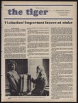 The Tiger Vol. LXVIII No. 12 - 1973-11-09