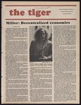 The Tiger Vol. LXVIII No. 13 - 1973-11-16 by Clemson University