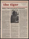 The Tiger Vol. LXVIII No. 13 - 1973-11-16