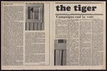 The Tiger Vol. LXV No. 22 - 1972-02-25