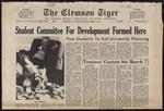 The Tiger Vol. LXV No. 23 - 1972-03-03