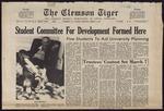 The Tiger Vol. LXV No. 23 - 1972-03-03
