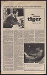 The Tiger Vol. LXV No. 24 - 1972-03-24