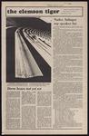 The Tiger Vol. LXVI No. 3 - 1972-09-08