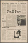 The Tiger Vol. LXV Registration Issue - 1971-01-08