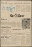 The Tiger Vol. LXV No. 15 - 1971-01-15
