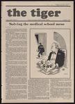 The Tiger Vol. LXV No. 8 - 1971-10-01