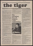 The Tiger Vol. LXV No. 14 - 1971-11-12