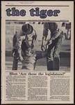 The Tiger Vol. LXV No. 15 - 1971-11-19