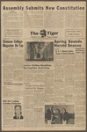 The Tiger Vol. LIV No. 18 - 1961-03-03