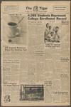 The Tiger Vol. LV No. 3 - 1961-09-22