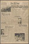 The Tiger Vol. LV No. 13 - 1961-12-08