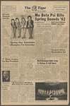 The Tiger Vol. LV No. 21 - 1962-03-16 by Clemson University