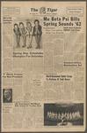 The Tiger Vol. LV No. 21 - 1962-03-16