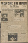 The Tiger Vol. LVI No. 1 - 1962-09-10 by Clemson University