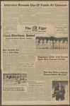 The Tiger Vol. LVI No. 4 - 1962-10-05