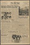 The Tiger Vol. LVI No. 5 - 1962-10-12 by Clemson University
