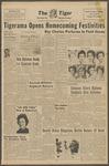 The Tiger Vol. LVI No. 8 - 1962-11-02