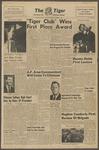 The Tiger Vol. LVI No. 9 - 1962-11-09 by Clemson University