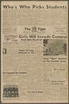 The Tiger Vol. LVI No. 10 - 1962-11-16