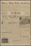 The Tiger Vol. LVI No. 10 - 1962-11-16