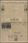 The Tiger Vol. LVI No. 11 - 1962-11-24