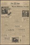 The Tiger Vol. LVI No. 12 - 1962-11-30