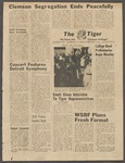 The Tiger Vol. LVI No. 16 - 1963-02-01 by Clemson University