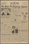 The Tiger Vol. LVI No. 22 - 1963-03-15