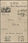 The Tiger Vol. LVII No. 4 - 1963-10-04