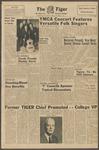 The Tiger Vol. LVII No. 8 - 1963-11-01