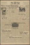 The Tiger Vol. LVII No. 10 - 1963-11-15 by Clemson University