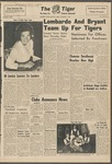 The Tiger Vol. LVIII No. 5 - 1964-10-09 by Clemson University