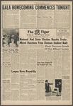 The Tiger Vol. LVIII No. 9 - 1964-11-06