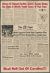 The Tiger Vol. LVIII No. 11 - 1964-11-20 by Clemson University