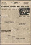The Tiger Vol. LVIII No. 15 - 1965-01-08 by Clemson University