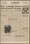 The Tiger Vol. LVIII No. 22 - 1965-03-19 by Clemson University