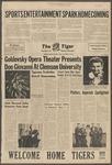 The Tiger Vol. LIX No. 9 - 1965-10-22