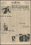 The Tiger Vol. LIX No. 11 - 1965-11-05 by Clemson University