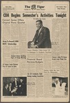 The Tiger Vol. LIX No. 17 - 1966-02-04 by Clemson University