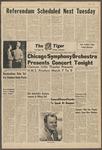 The Tiger Vol. LIX No. 21 - 1966-03-04 by Clemson University