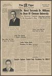 The Tiger Vol. LIX No. 24 - 1966-03-25 by Clemson University