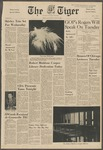 The Tiger Vol. LX No. 8 - 1966-10-14