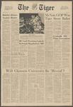 The Tiger Vol. LX No. 11 - 1966-11-04 by Clemson University