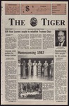 The Tiger Vol. 81 No. 7 1987-10-9 by Clemson University