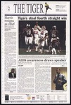 The Tiger Vol. 99 Issue 11 2005-12-02 by Clemson University