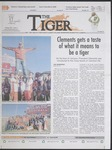 The Tiger Vol. 108 Issue 1 2013-01-17