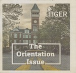 The Tiger Orientation Issue 2018